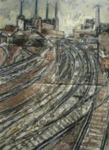 Railway tracks ( battersea)