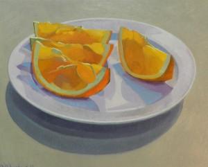 '' Slices ''  50x 40 cm