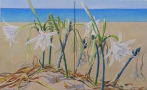 Sea Daffodils ( Diptych )